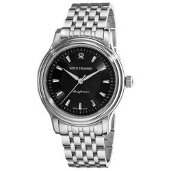 Revue Thommen Men's 'Classic' Stainless Steel Automatic Watch