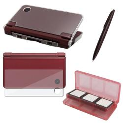 Stylus/ Screen Protector/ Game Card Case/ Case for Nintendo Dsi LL/XL