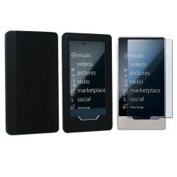 Silicone Case/ Screen Protector for Microsoft Zune HD
