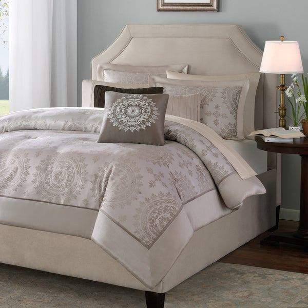 Madison Park Sausalito 6-piece Duvet Cover Set