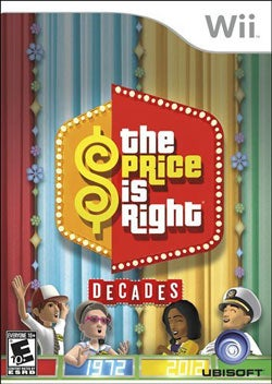 Wii - The Price Is Right Decades