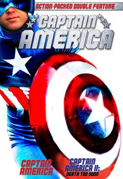 Captain America/Captain America II: Death Two Soon (DVD)