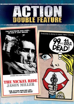 99 and 44/100% Dead/The Nickel Ride (DVD)