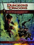 Halls of Undermountain: Dungeons & Dragons Roleplaying Game Supplement (Hardcover)