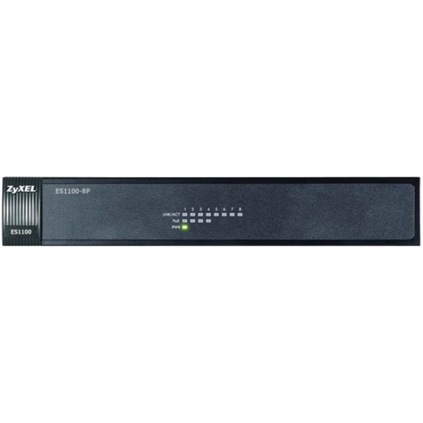 ZyXEL ES1100-8P Ethernet Switch