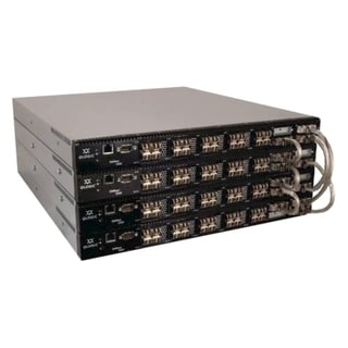 QLogic 5802V Dual Power Supply Fibre Channel Switch