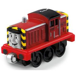 Fisher-Price Thomas and Friends Small Salty Toy Train Engine