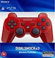 PS3 - DualShock 3 Controller Deep Red (Wireless)