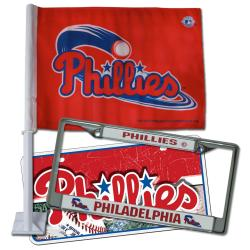 Philadelphia Phillies Automotive Fan Pack