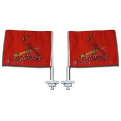 St. Louis Cardinals Truck Flags (Set of 2)