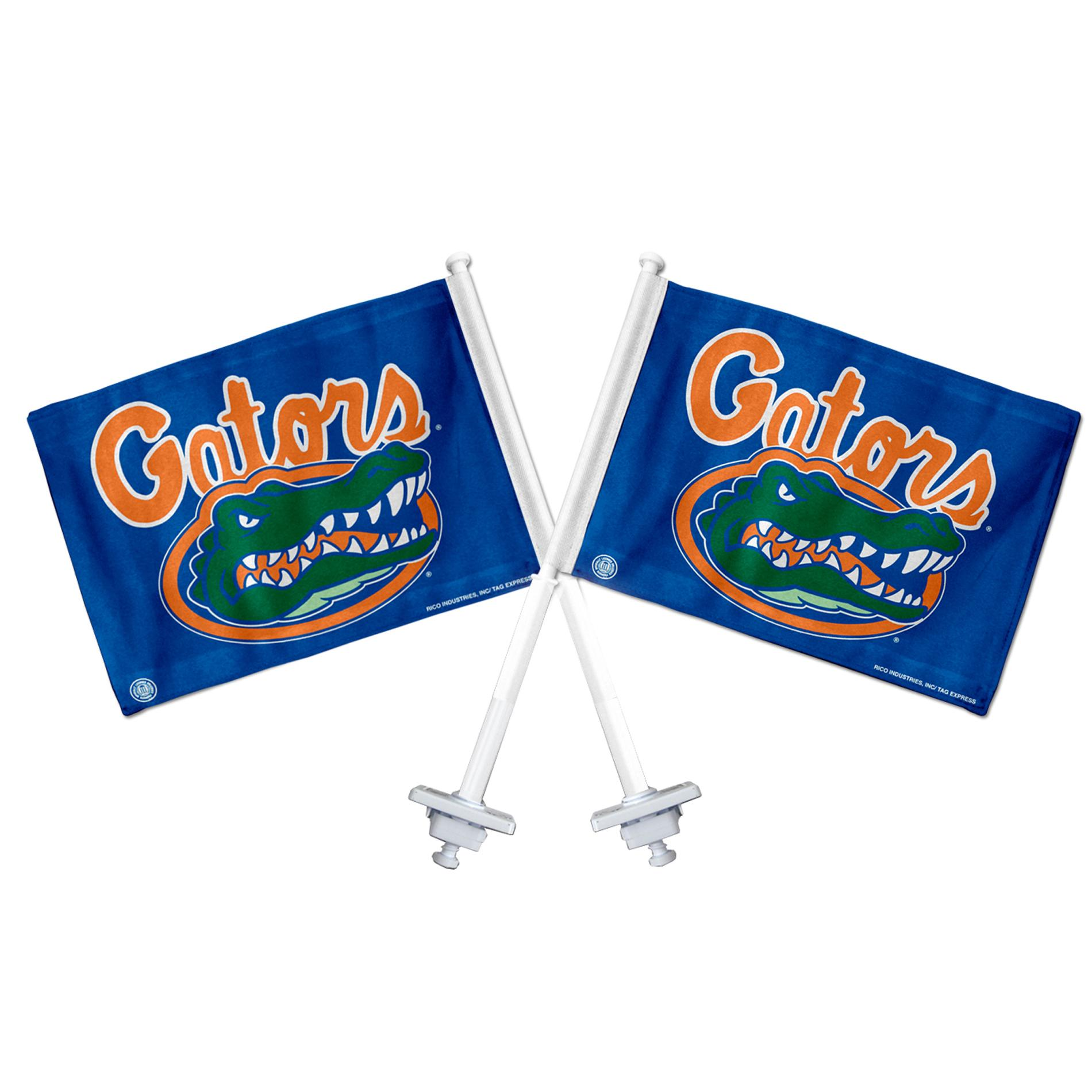Florida Gators Truck Flags (Set of 2)