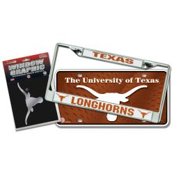Texas Longhorns Automotvie Detail Pack