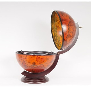 Old Modern Handicrafts Red Globe