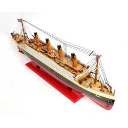 Old Modern Handicrafts Medium Painted Titanic