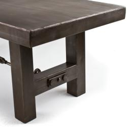 Iron Turnbuckle Coffee Table (India)