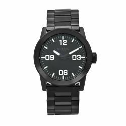 Nixon Men's A276-001 Private SS All Black Watch