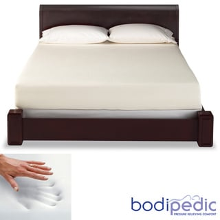 Bodipedic Essentials 8-inch Queen/ King-size Memory Foam Mattress