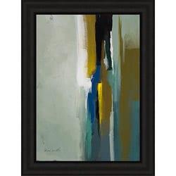 Lanie Loreth 'Tranquility II' Framed Print
