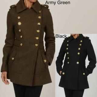 Go Back > Pix For > Womens Pea Coat
