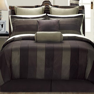 Midnight by EverRouge King-size 24-piece Room in a Bag with Sheet Set
