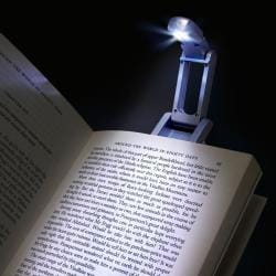 Book Reading Light with Clip