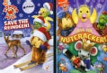 Wonder Pets: Save The Reindeer/Save The Nutcracker (DVD)