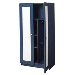 FlexHOME Blue Pine Kids Storage Cabinet