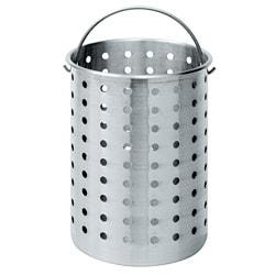 Bayou Classic 30-quart Aluminum Perforated Stock Pot Basket