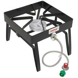 Bayou Classic Outdoor Square Propane Burner