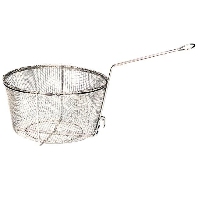 Bayou Classic 11-Inch Wire Mesh Fry Basket