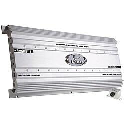 Lanzar Vibe 3200 Watt 5-channel Mosfet Amplifier (Refurbished)