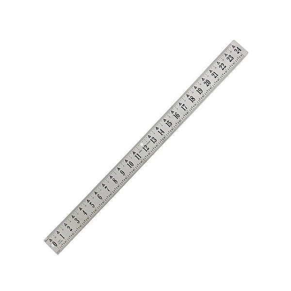 Gaebel 24-inch 605 Stainless Steel Ruler