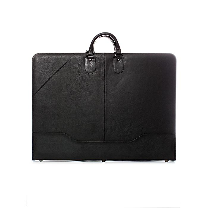 Global Art 20-inch x 26-inch Classic Leather Portfolio
