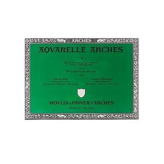 Arches 14-inch x 20-inch Cold Press Watercolor Block