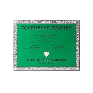 Arches 12-inch x 16-inch Cold Press Watercolor Block