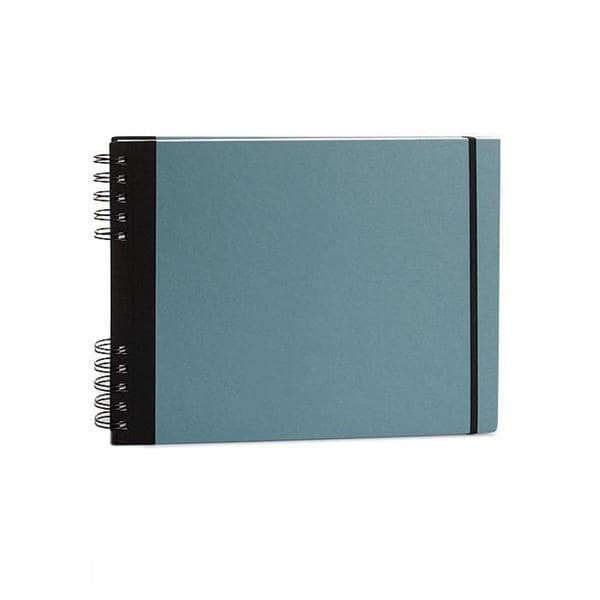 Cachet 8-inch x 10-inch Studio Blue Sketch Book