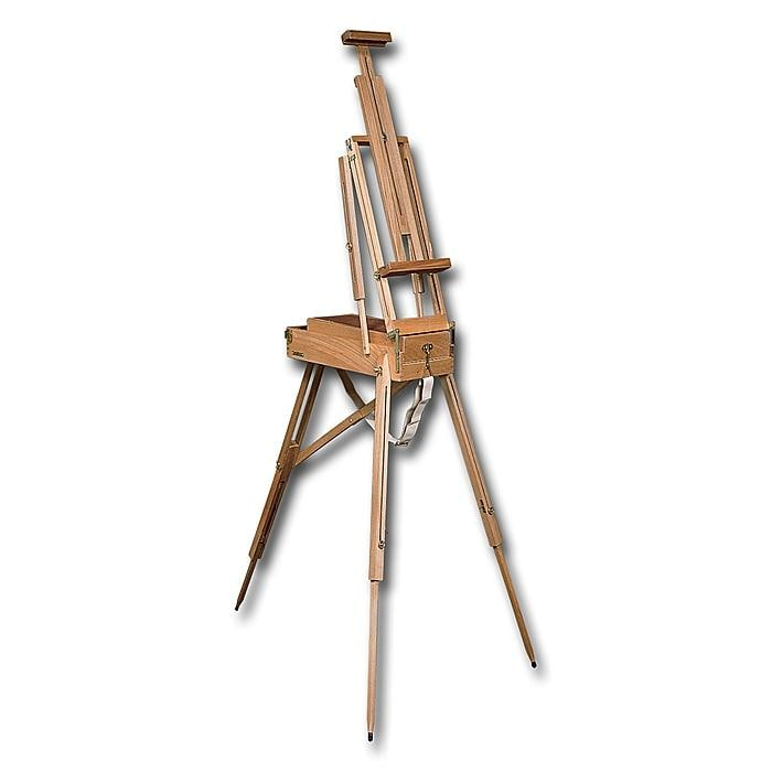 jack richeson weston small wood easel   overstock shopping