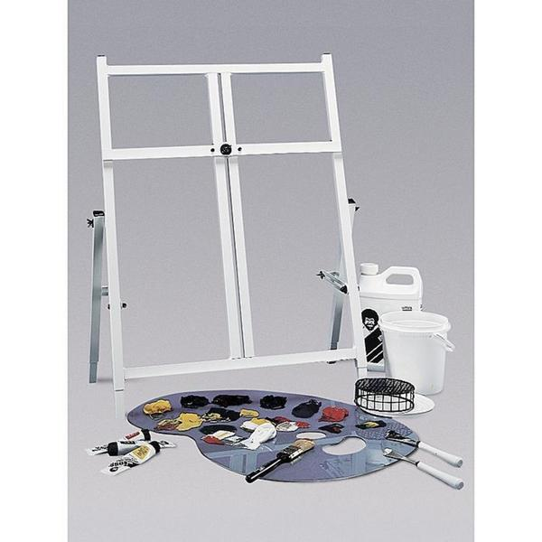Bob Ross 2-in-1 Metal Easel