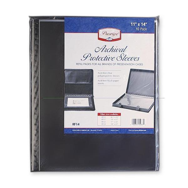 Alvin 11-inch x 14-inch Archival Refill Pages (Pack of 10)