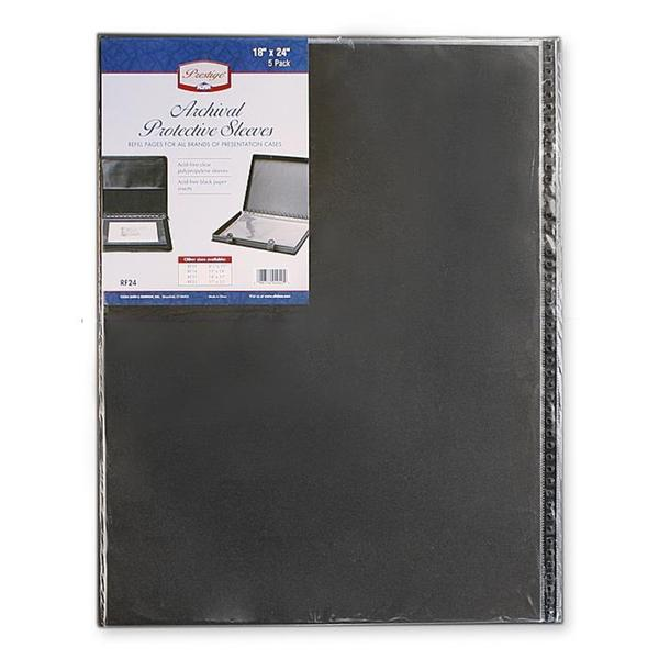 Alvin 18-inch x 24-inch Archival Refill Pages (Pack of 5)