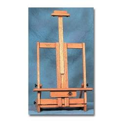 Jack Richeson Lyptus Wood Deluxe Table Top Easel