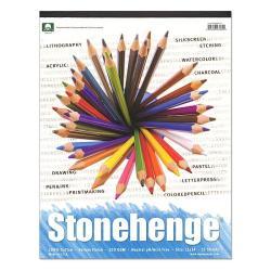 Rising 11-inch x 14-inch Stonehenge Drawing Pad