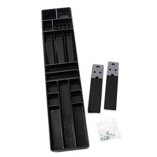Studio Designs Black Plastic Optima Art Drafting Tray
