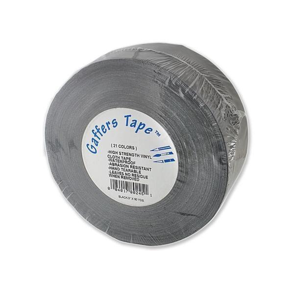 Pro Tapes 3-inch x 60-yard Pro-gaffer Gaffer Tape