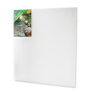 Fredrix 20-inch x 24-inch Green Label Pre-stretched Canvas