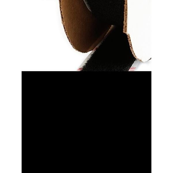 Velcro Black 1-inch x 25-yard Wide Loop Closure Tape