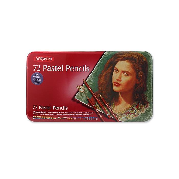 Derwent Pastel Pencils (Set of 72)