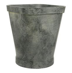 PoliVaz Slate Medium Planter (Indonesia)