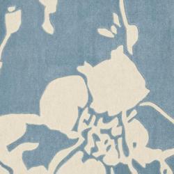 Safavieh Handmade Avant-garde Summer Blue Rug (8' x 10')