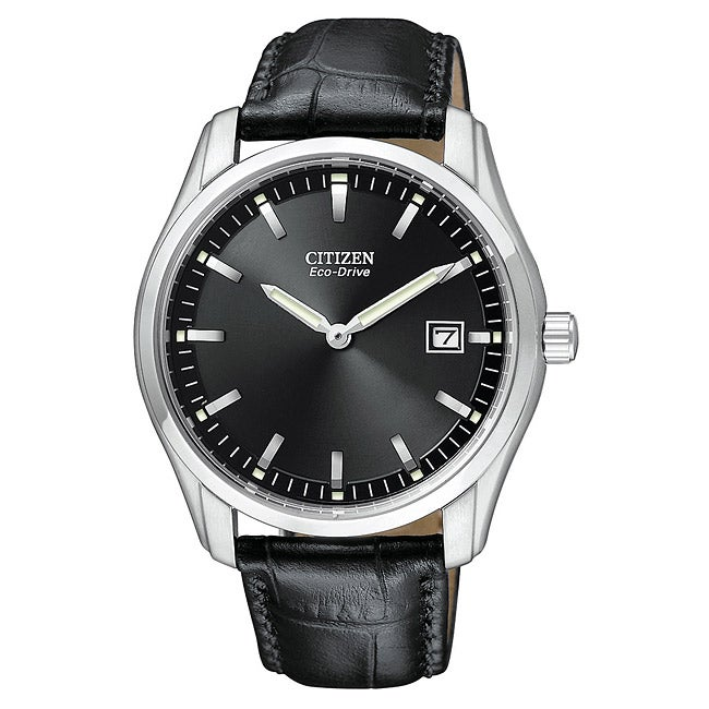 Citizen Eco Drive Men's Stainless Steel Watch